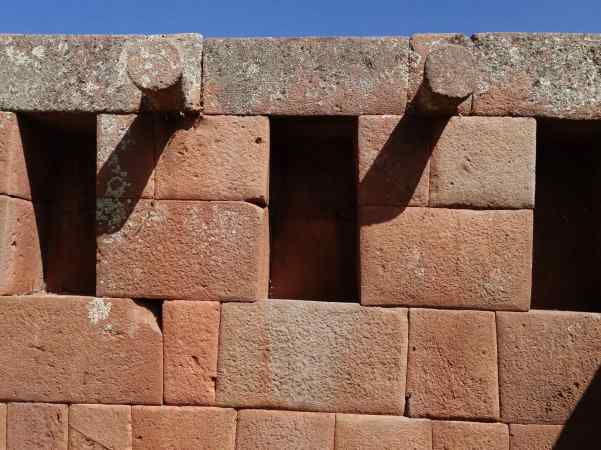 After 500 years, a few earthquakes, and pilfering by people, some of this Inca stone work still looks good.